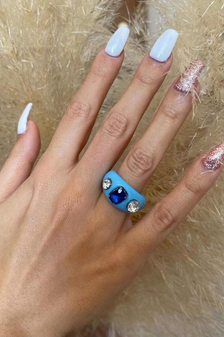 Funky ring